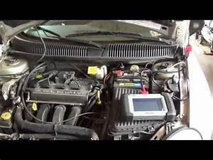 Throttle Body Dodge Neon 02