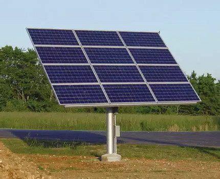 Как сделать солнечную батарею с самонаводкой . Каталог самоделок