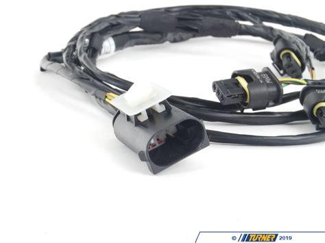 61129225771 genuine bmw wiring set pdc front 61129225771 e89 turner motorsport