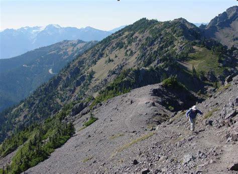 Ridge Lisd by Klahhane Ridge Peak Exploreolympics