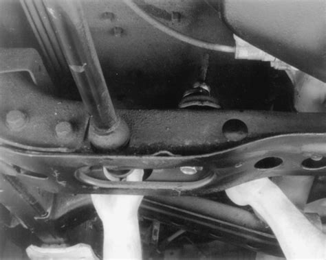 Bar Removal by Repair Guides Front Suspension Torsion Bars