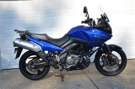 2007 Suzuki V-strom 650 Dual Sport For Sale On 2040-motos