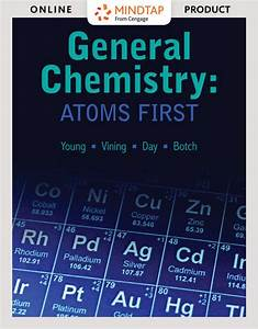 Solution Manual For General Chemistry  Atoms First  1st