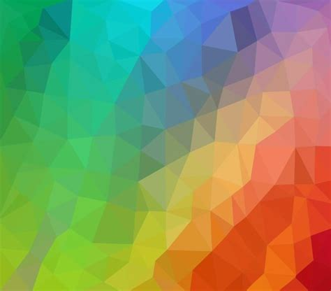 colorful  poly abstract background vector illustration