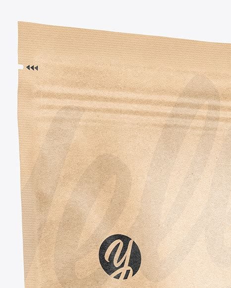 A paper bag mockup psd file to help you showcase your print branding and packaging design. Kraft Paper Stand-up Pouch Mockup in Pouch Mockups on ...
