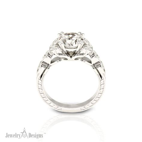 detailed wedding rings detailed engagement ring jewelry designs blog
