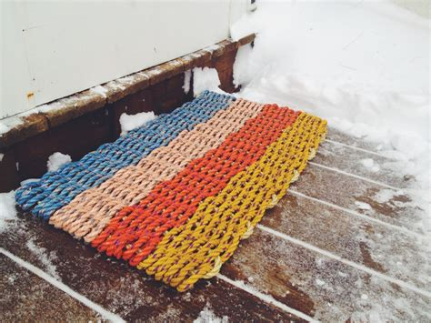 small doormat recycled lobster rope doormats summer 2014 collection