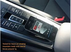 $2 DIY iPhone Holder for Porsche 991 6SpeedOnline