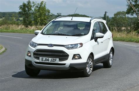 Ecosport 2017 Review by Ford Ecosport Review 2017 Autocar