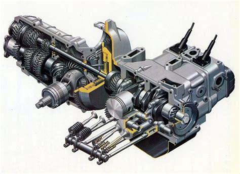 Subaru Boxer Engine Cutaway Drawings Pinterest