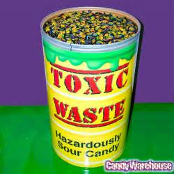 toxic waste sour packs 1000 bag candywarehouse