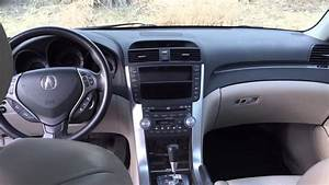 2008 Acura Tl Interior And Exterior Tour