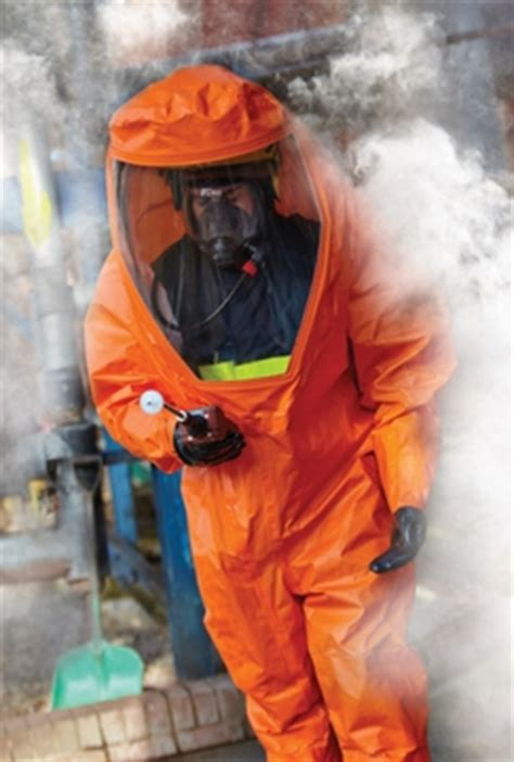 microchem  gas tight suit