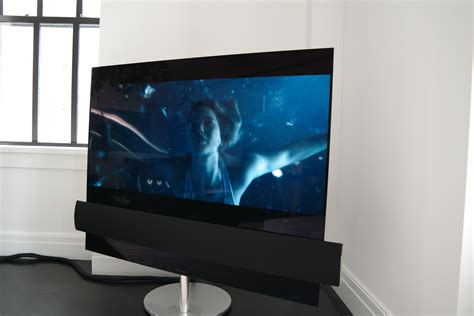 B Und O Fernseher by Olufsen And Lg Team Up For Beovision Eclipse Tv Cnet