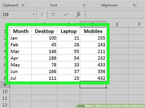 easy ways     graph  microsoft excel