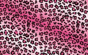 Pink Leopard Print wallpaper   1280x800   #13981