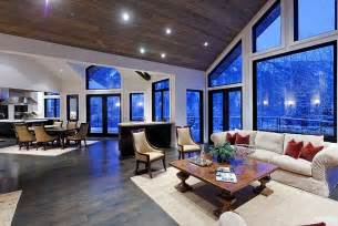 open space floor plans how to choose and use colors in an open floor plan