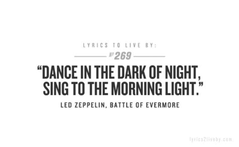 Led Zeppelin Quotes. Quotesgram