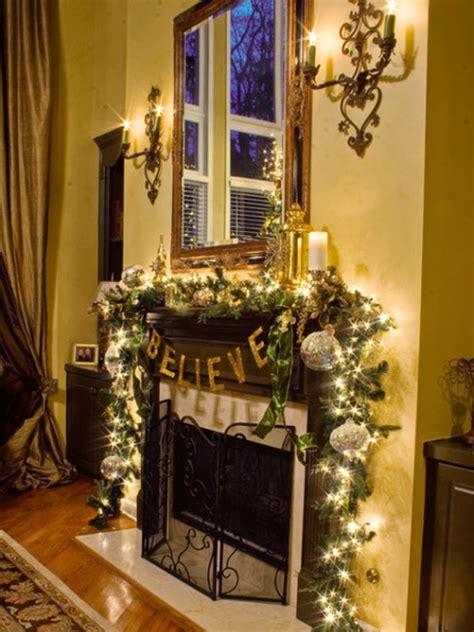 christmas  holiday mantel designs  ideas design