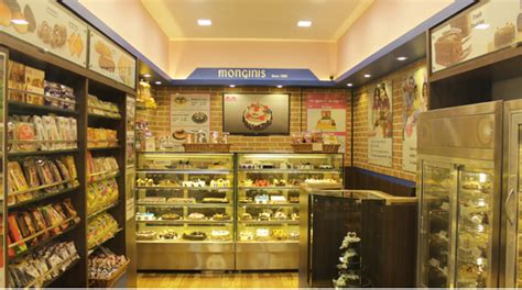 monginis plans    outlets   years