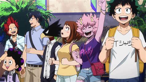 Kiss Anime Boku No Hero Academia Season 2 Boku No Hero Academia Season 2 25 Season Finale Lost