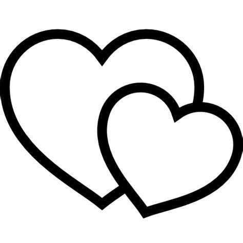 icono romance amor corazones gratis de ios minimal icons