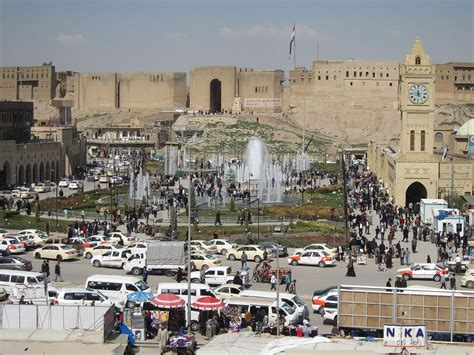Arbil – Travel guide at Wikivoyage