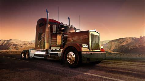 18 Wheeler Semi Truck Wallpaper by 18 Wheeler Wallpaper 183 Wallpapertag