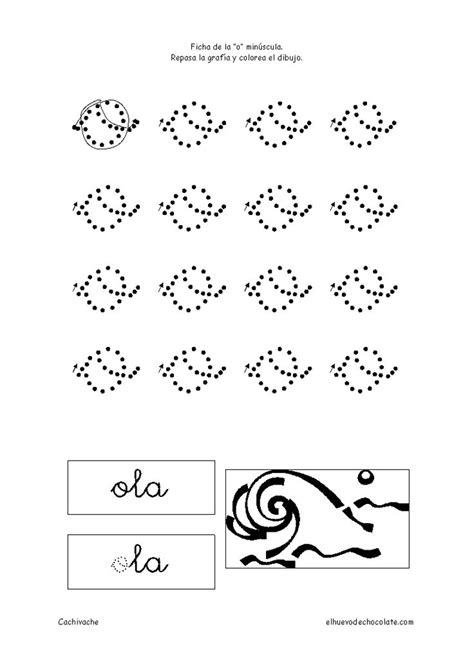 letra  minuscula fichas de letras fichas educativas