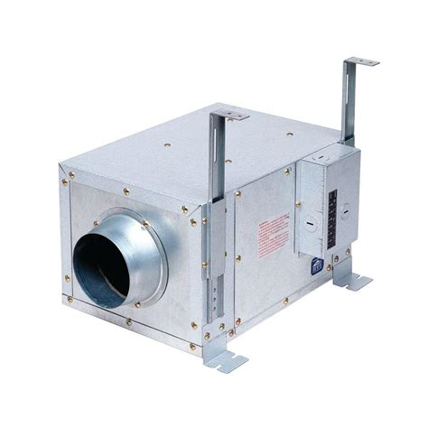 panasonic bathroom exhaust fans home depot panasonic 120 cfm inline ceiling bathroom exhaust fan fv