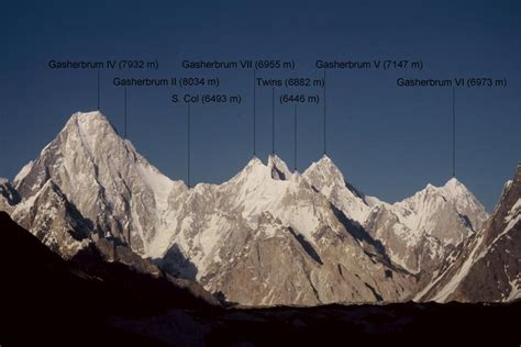 Gasherbrum V Mountain Photo By Florian Ederer Released The