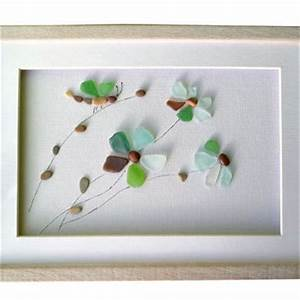 Best Beach Glass Framed Art Products on Wanelo