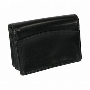 Leather business card holder organizer by buxton small for Buxton business card case