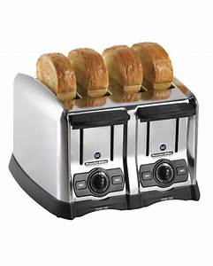 Commercial 4 Slot Toaster