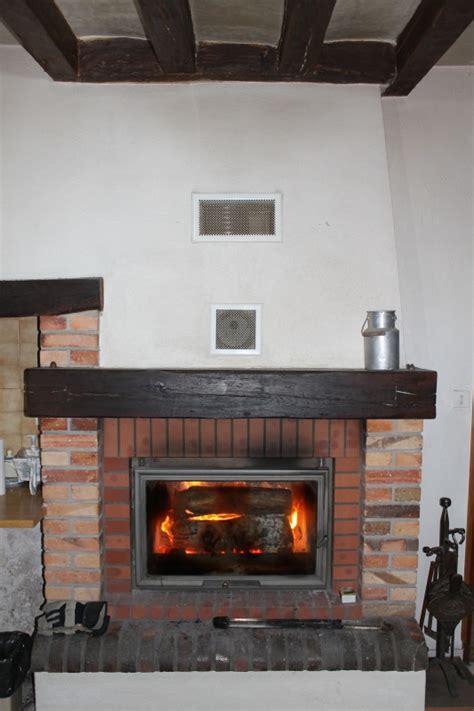 grille pour hotte de cuisine optimisation insert de cheminée