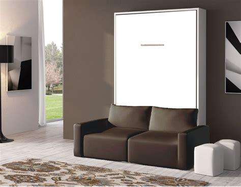 armoire lit escamotable avec canape canap 233 id 233 es de