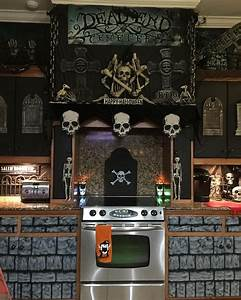 best 25 indoor halloween decorations ideas on pinterest With kitchen cabinets lowes with grandin road wall art