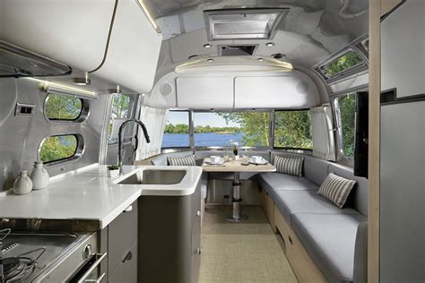 Airstream Globetrotter Camper Trailer | HiConsumption
