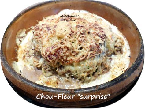 cuisine chou fleur chou fleur miechambo cuisine