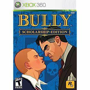 Bully Scholarship Edition Xbox 360 Game