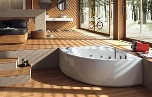 Whirlpool Badewanne Düsen Reinigen : runde dusche glasbausteine raum und m beldesign inspiration ~ Indierocktalk.com Haus und Dekorationen