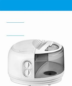 Vicks Humidifier V3600 User Guide