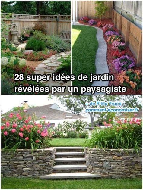 super idees de jardin revelees par  paysagiste