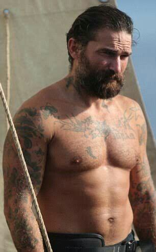 ant middleton mutiny    swoon manly woman