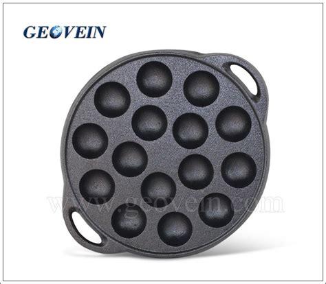 poffertjes dutch cast iron  cup mini pancake pan buy poffertjespoffertjes dutch