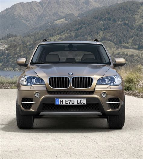 2010 Bmw X5 Facelift Leaked Photos?