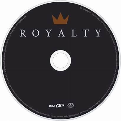 Chris Brown Royalty Fanart Cd Album Tv
