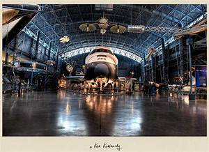 Space Shuttle Enterprise at the Air & Space Museum