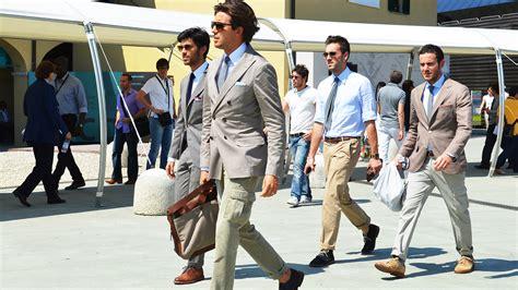 dress   italian  gentlemans guide