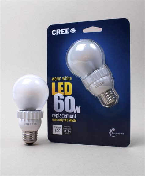 who sells cree light bulbs l e d there be light quest kqed science